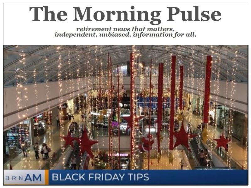 The Morning Pulse – Tuesday, November 26, 2019