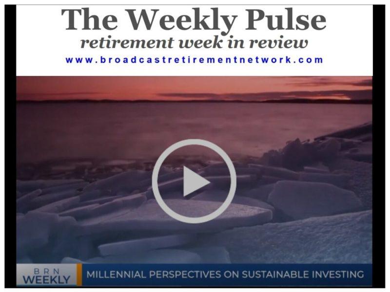 The Weekly Pulse – Saturday, November 30, 2019
