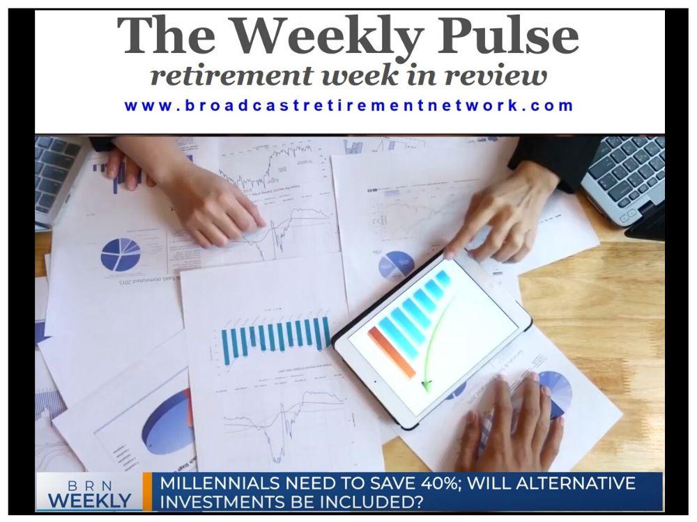 The Weekly Pulse – Saturday, November 9, 2019