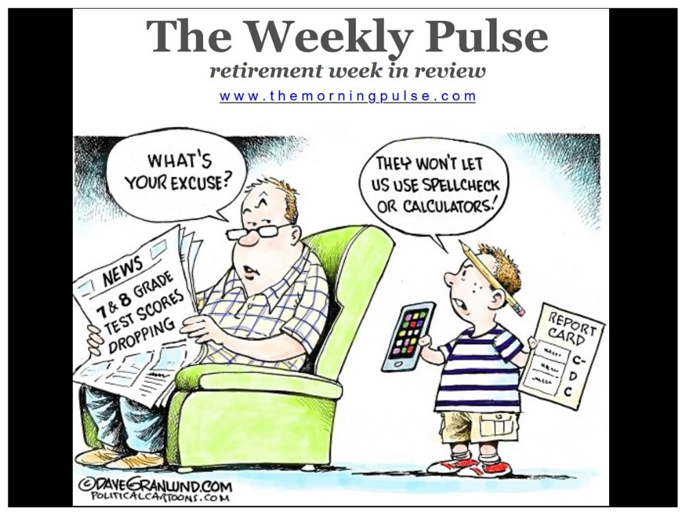 The Weekly Pulse – November 2, 2019
