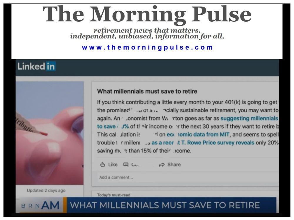 The Morning Pulse – November 4, 2019