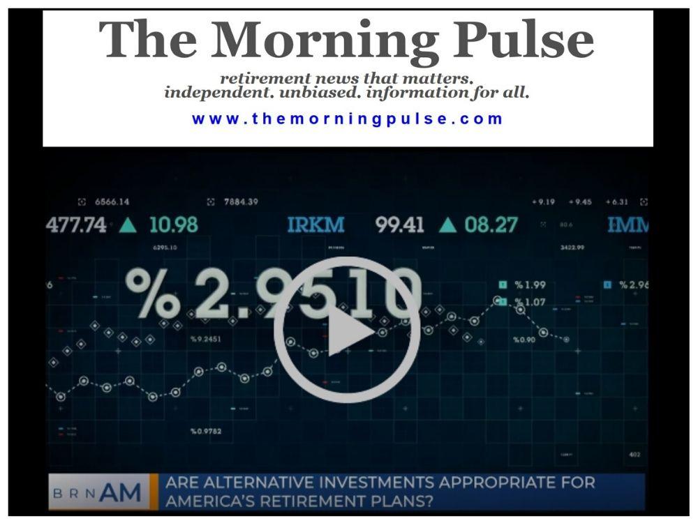 The Morning Pulse – November 1, 2019