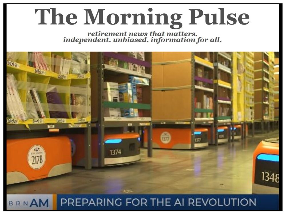 The Morning Pulse – Tuesday, December 3, 2019