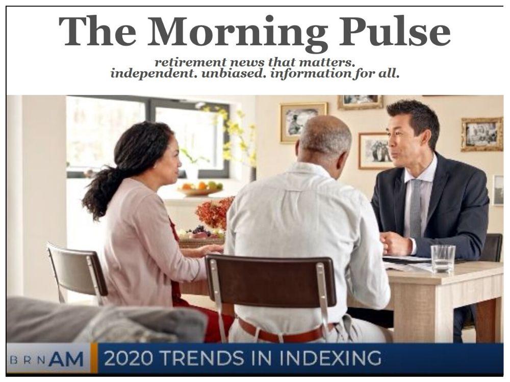 The Morning Pulse – Friday, December 20, 2019