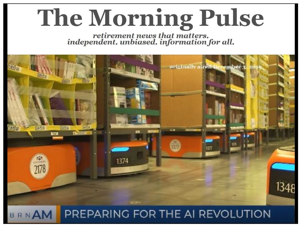 The Morning Pulse – Tuesday, December 24, 2019