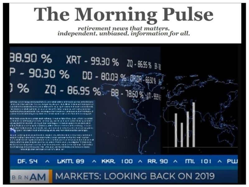 The Morning Pulse – Wednesday, December 4, 2019