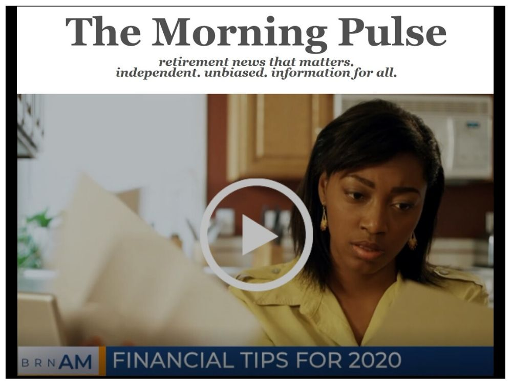 The Morning Pulse – Monday, December 30, 2019