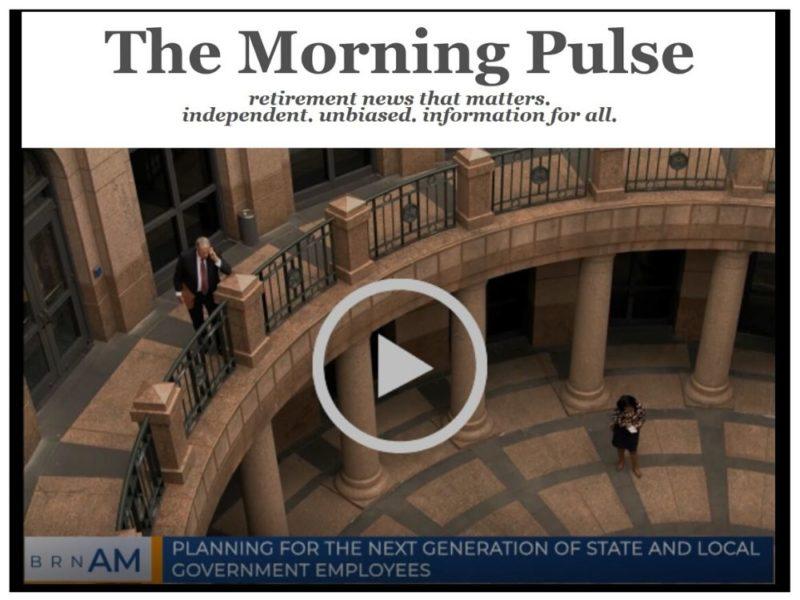 The Morning Pulse – Thursday, December 5, 2019