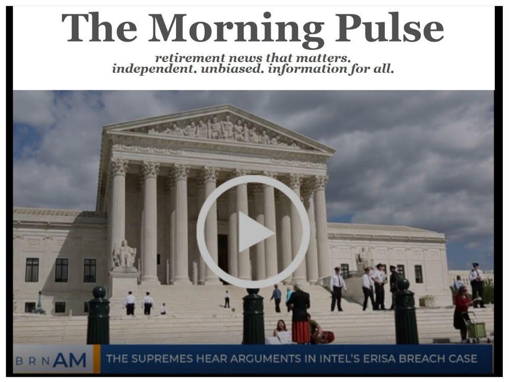 The Morning Pulse – Friday, December 6, 2019