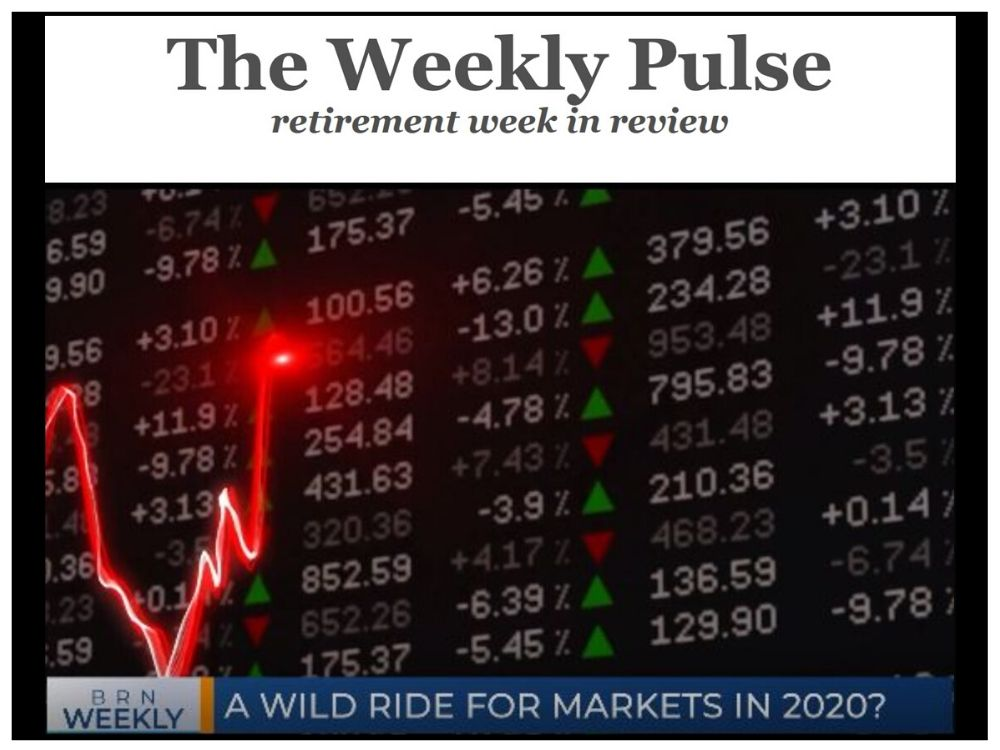 The Weekly Pulse – December 7, 2019