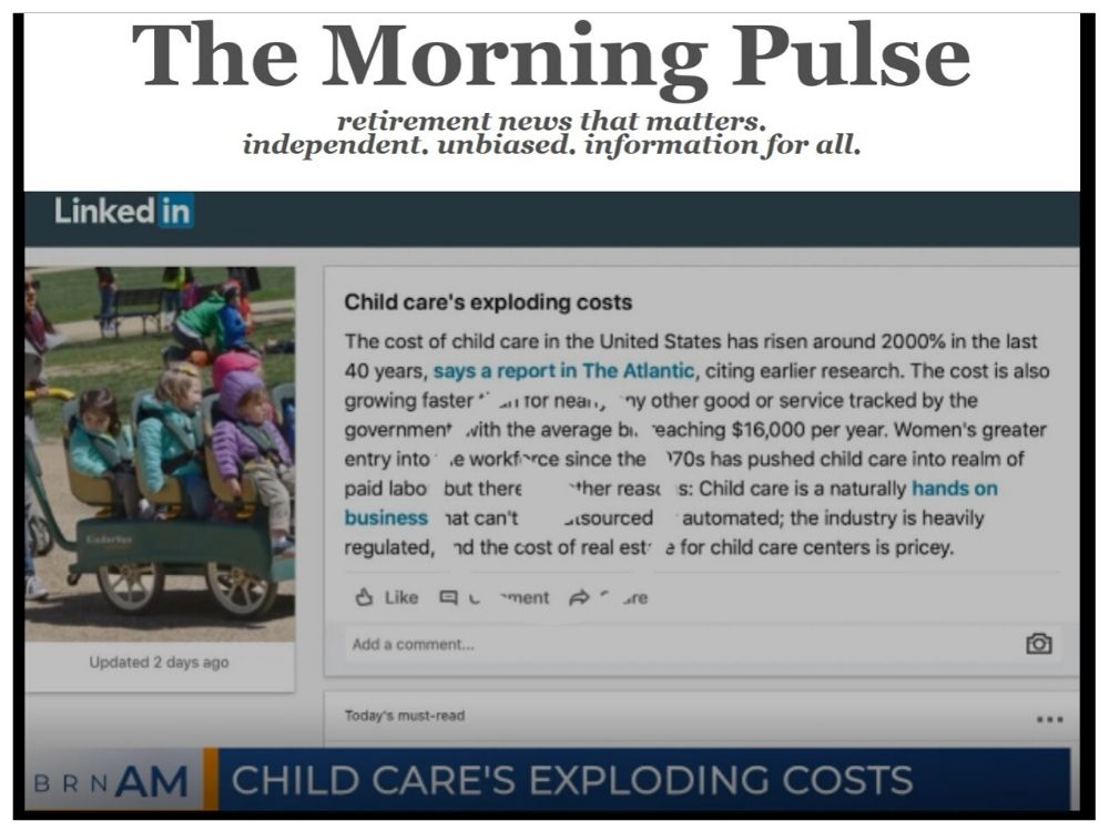 The Morning Pulse – Monday, December 9, 2019