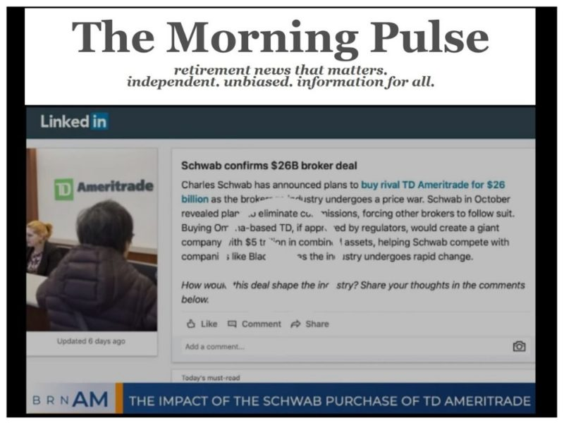 The Morning Pulse – Monday, December 2, 2019
