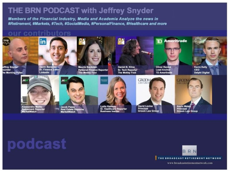 (Podcast) 07/19/20 In this episode: (1) Bezos, Musk, Gates, Obama and others target of cryptocurrency hack on Twitter, (2) Harvard Business is driving the creation of financial accounts that reflect a company's financial, social, and environmental performance, (3) the upcoming stimulus cliff: future fiscal and central bank policies are driving the market, and more.