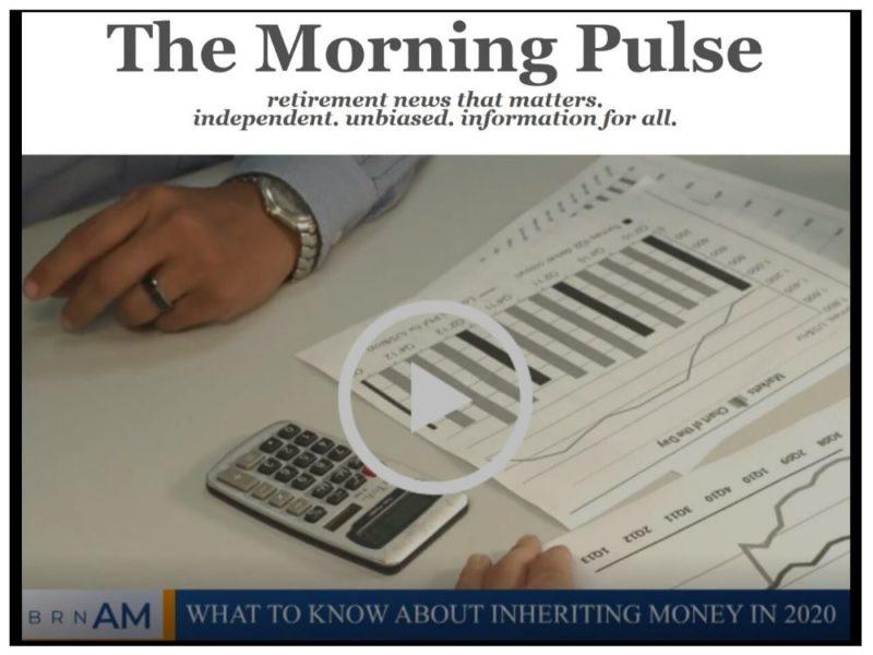 The Morning Pulse – Friday, January 17, 2020