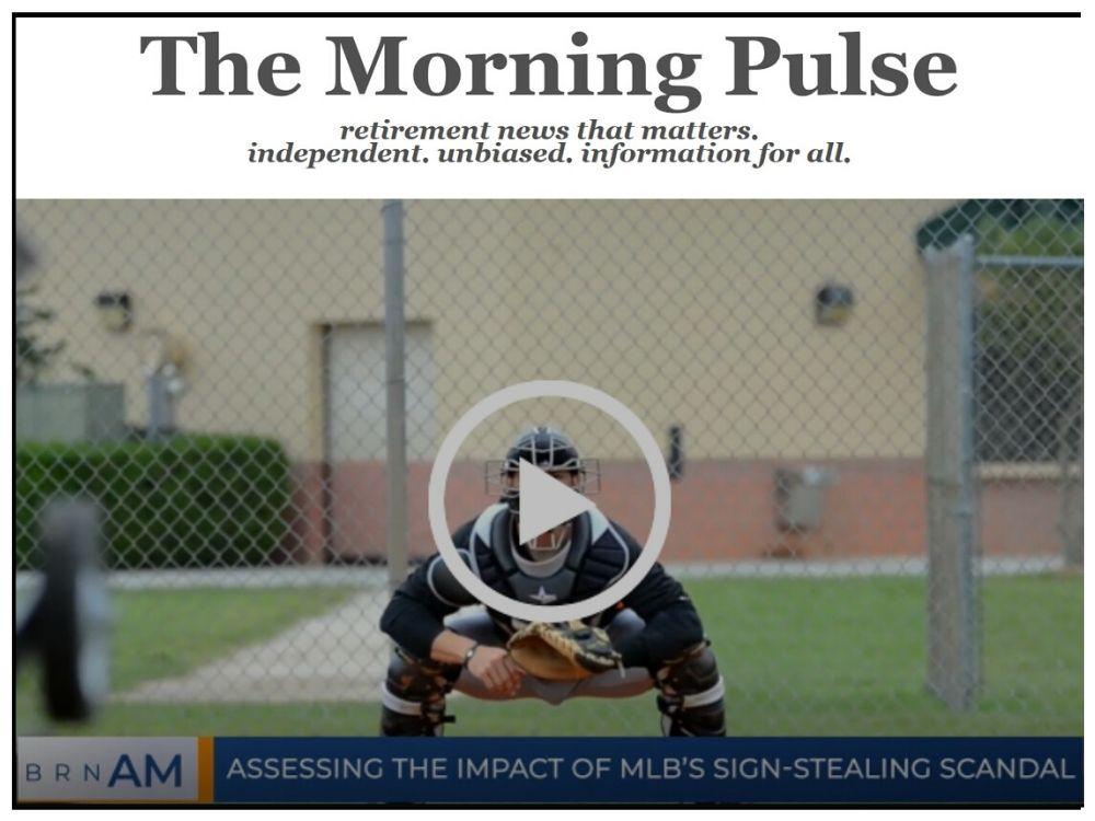 The Morning Pulse – Tuesday, January 21, 2020