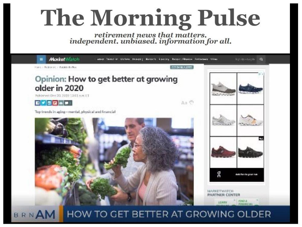 The Morning Pulse – Thursday, January 23, 2020
