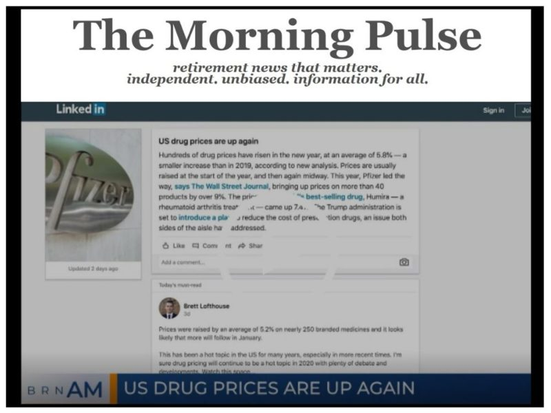 The Morning Pulse – Monday, January 6, 2020