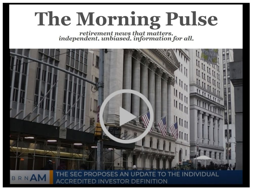 The Morning Pulse – Thursday, January 9, 2020