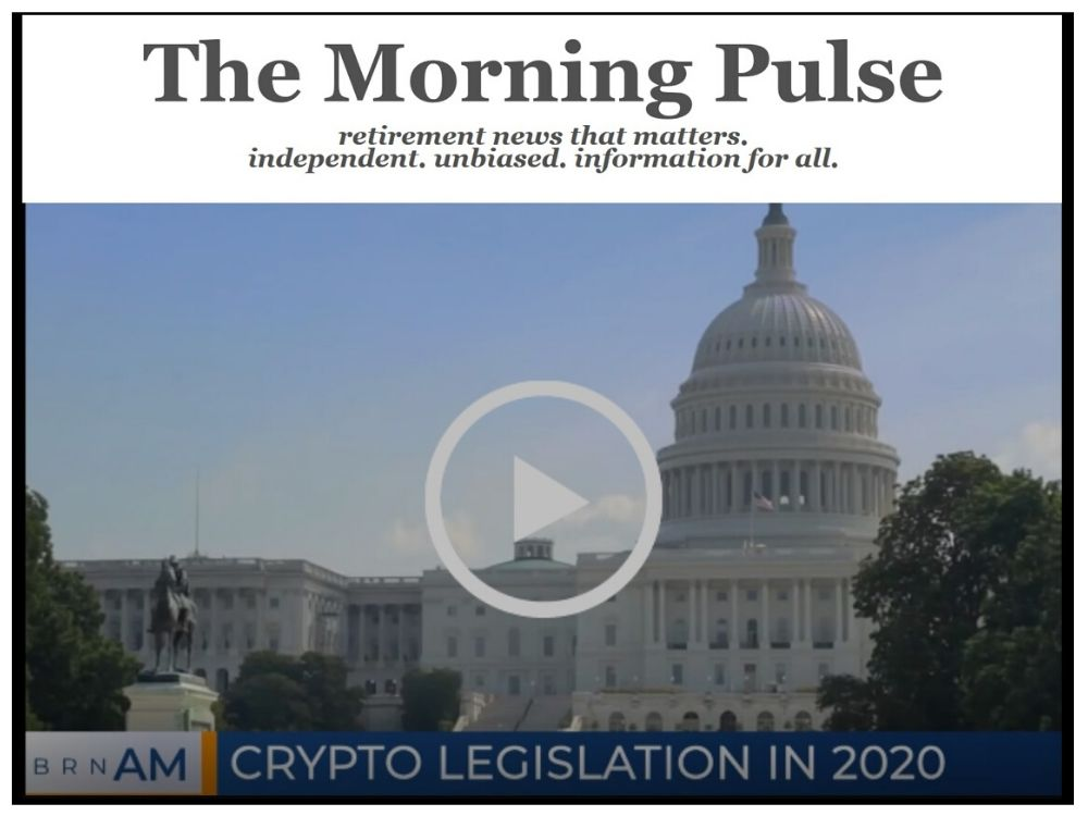 The Morning Pulse – Friday, January 10, 2020