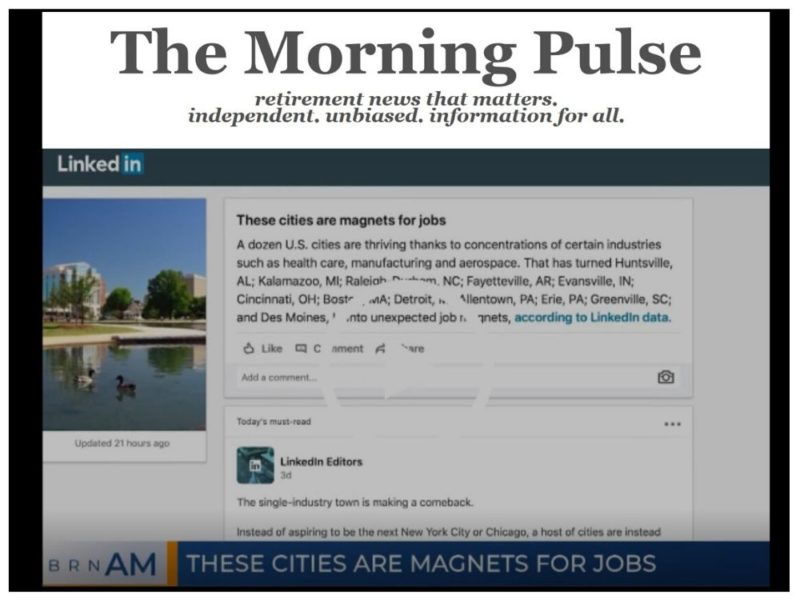 The Morning Pulse – Monday, January 13, 2020