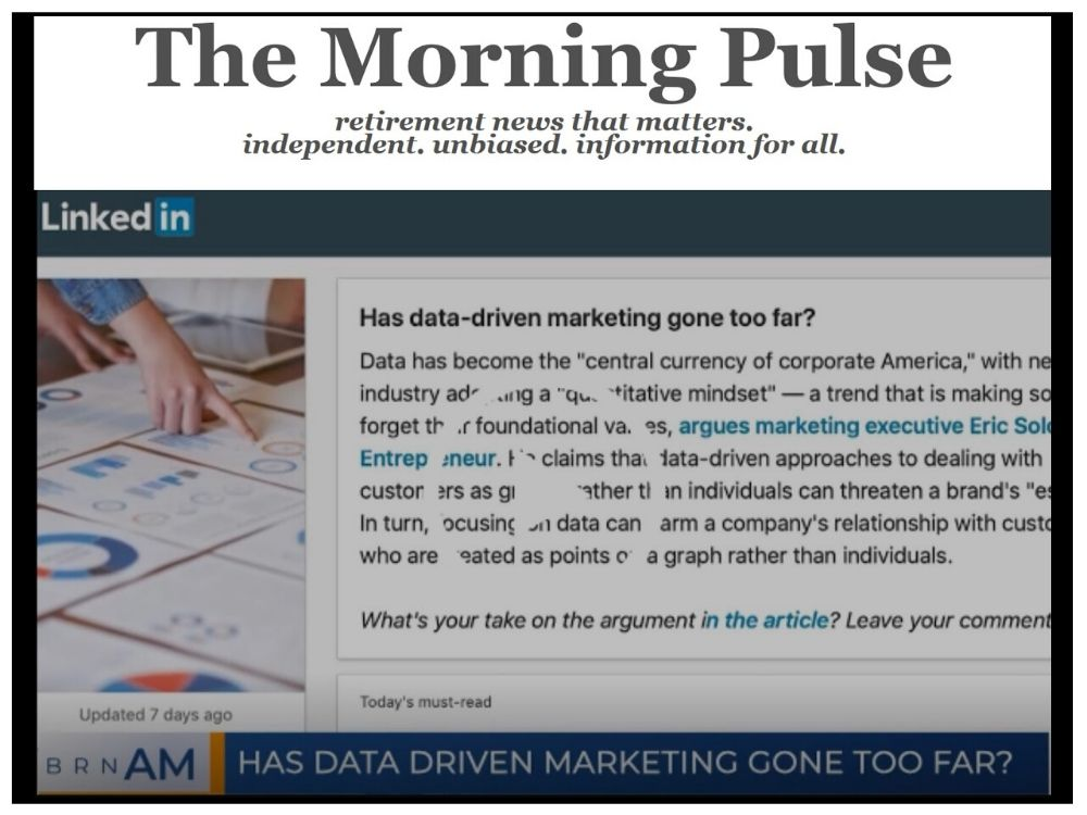 The Morning Pulse – Monday, February 3, 2020