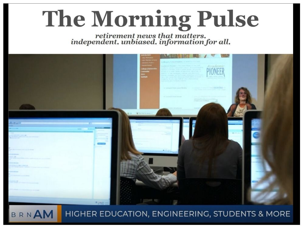 The Morning Pulse – Friday, February 14, 2020