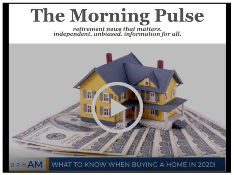 The Morning Pulse – Thursday, February 20, 2020