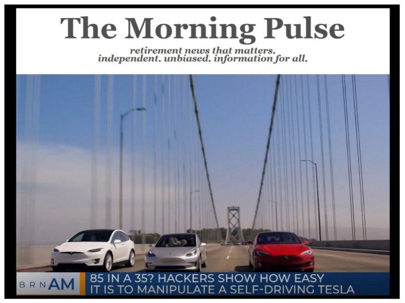 The Morning Pulse – Tuesday, February 25, 2020