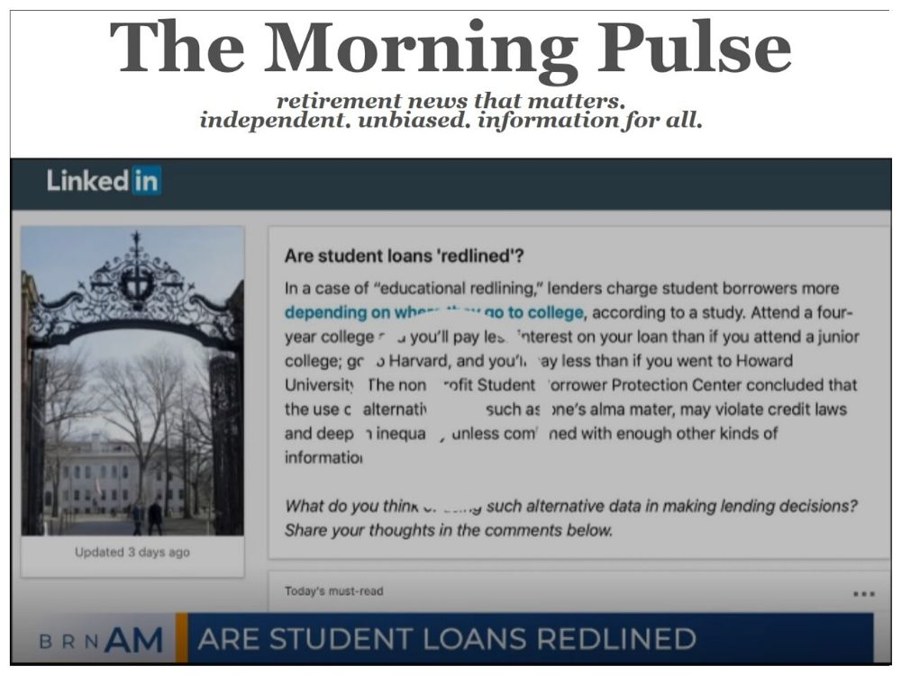 The Morning Pulse – Friday, April 10, 2020