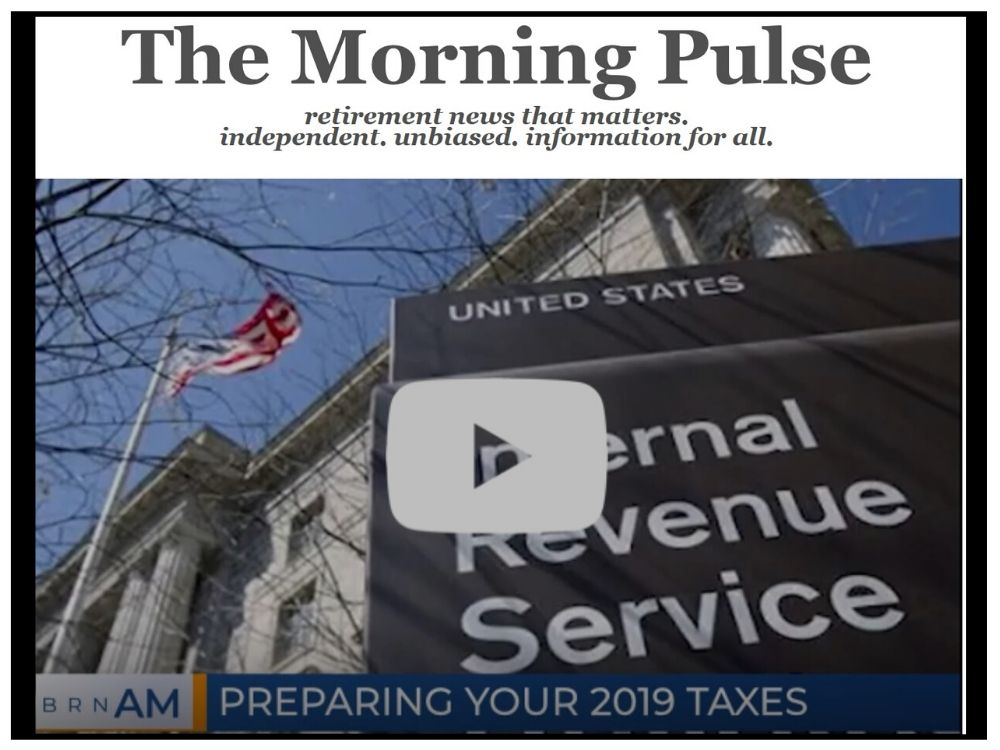 The Morning Pulse – Monday, March 16, 2020