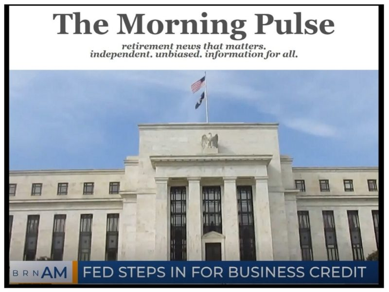 The Morning Pulse – Friday, March 20, 2020