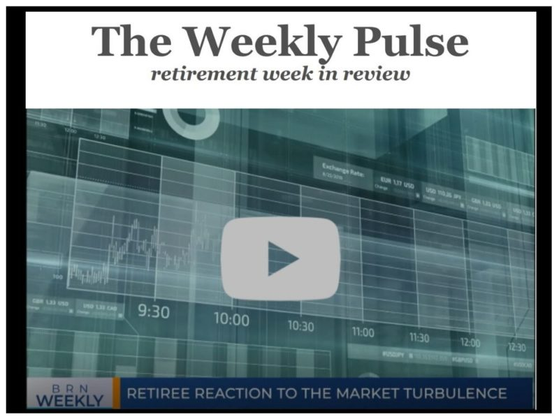 The Weekly Pulse – March 21, 2020