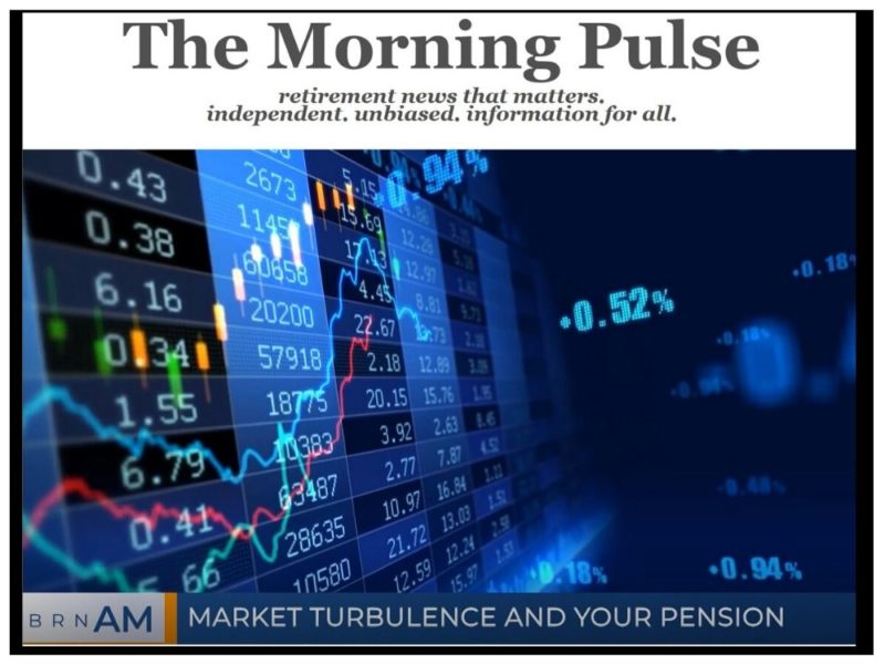 The Morning Pulse – Monday, March 23, 2020