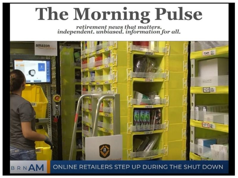 The Morning Pulse – Wednesday, March 25, 2020