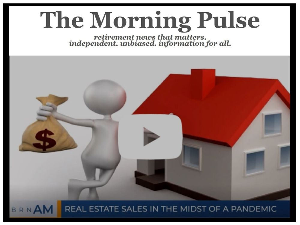 The Morning Pulse – Thursday, March 26, 2020