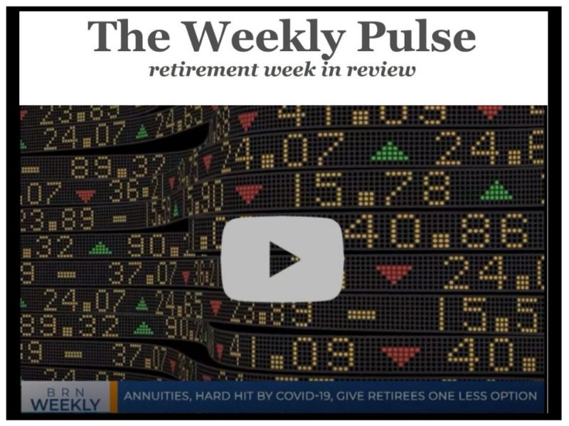 The Weekly Pulse – March 28, 2020