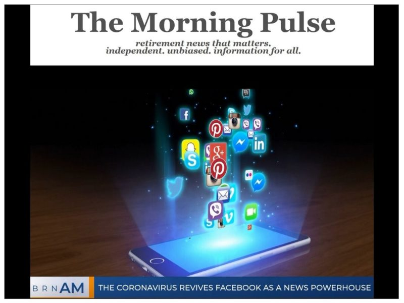 The Morning Pulse – Tuesday, March 31, 2020