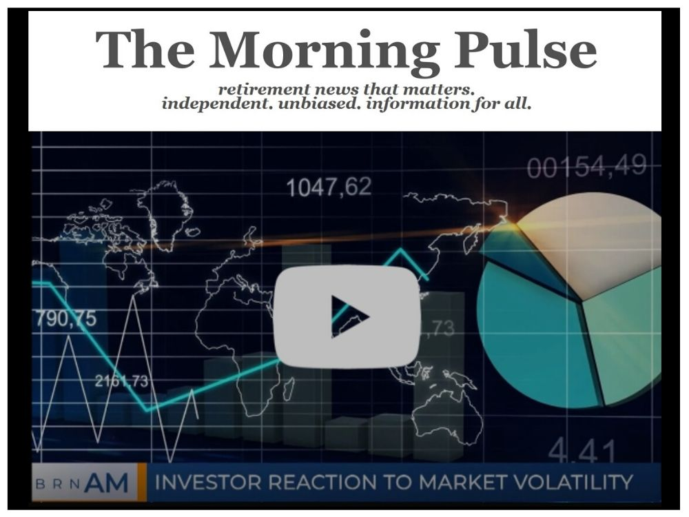 The Morning Pulse – Thursday, March 12, 2020