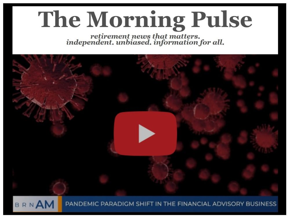 The Morning Pulse – Monday, April 20, 2020