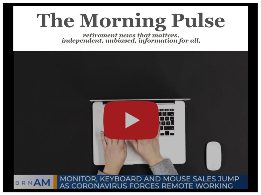 The Morning Pulse – Tuesday, April 21, 2020