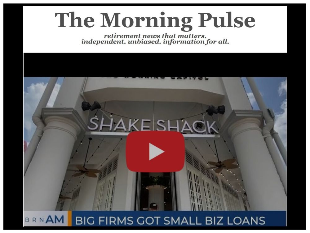 The Morning Pulse – Friday, April 24, 2020