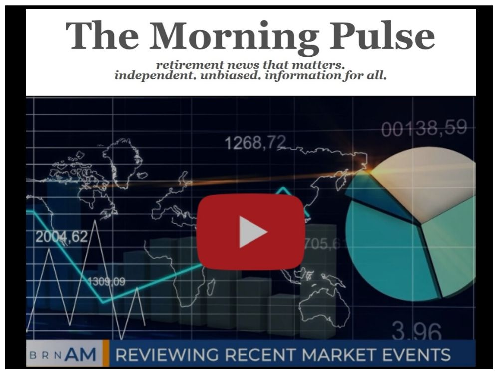 The Morning Pulse – Monday, April 27, 2020