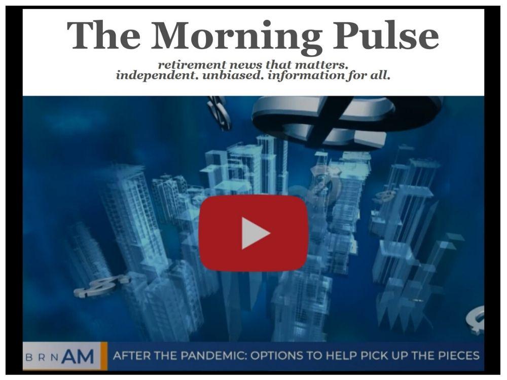 The Morning Pulse – Thursday, April 30, 2020