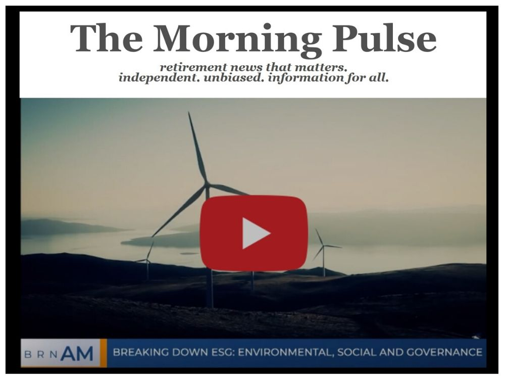 The Morning Pulse – Monday, April 13, 2020