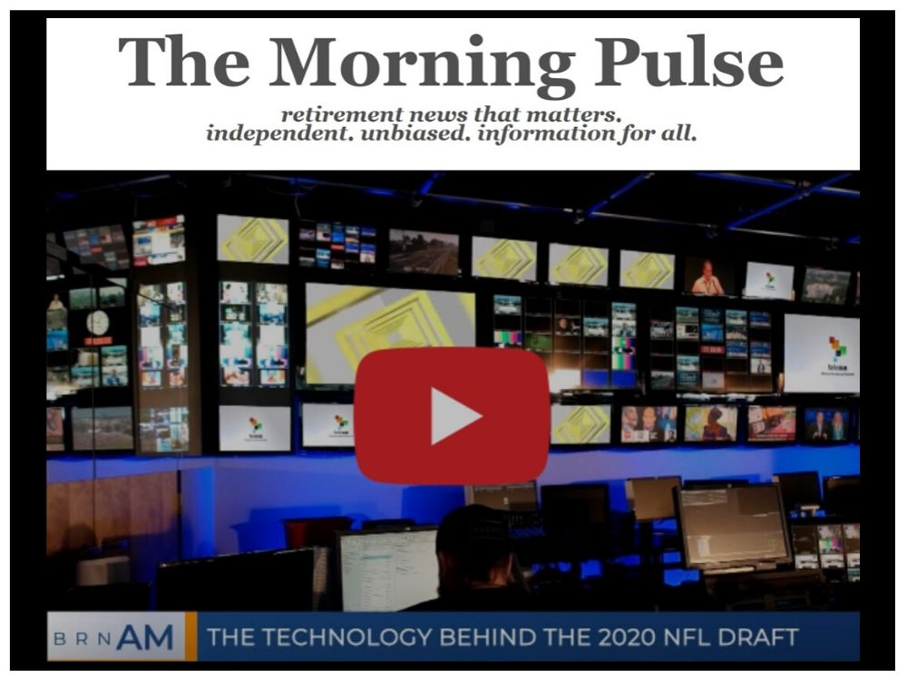 The Morning Pulse – Tuesday, April 14, 2020