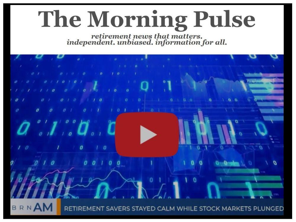 The Morning Pulse – Monday, May 4, 2020
