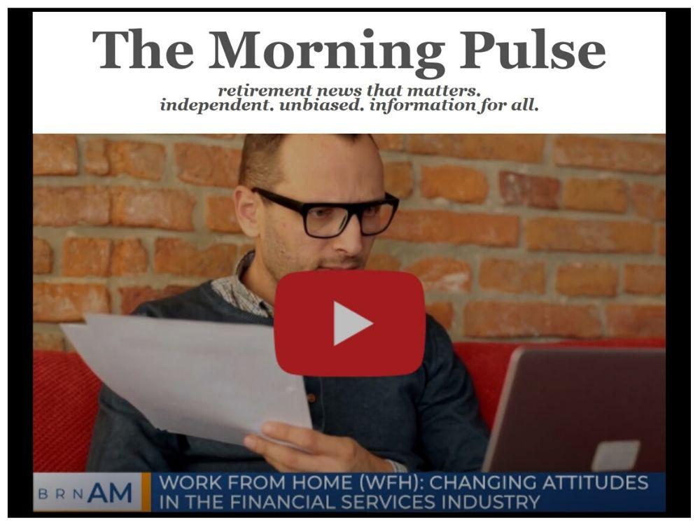 The Morning Pulse – Friday, May 15, 2020