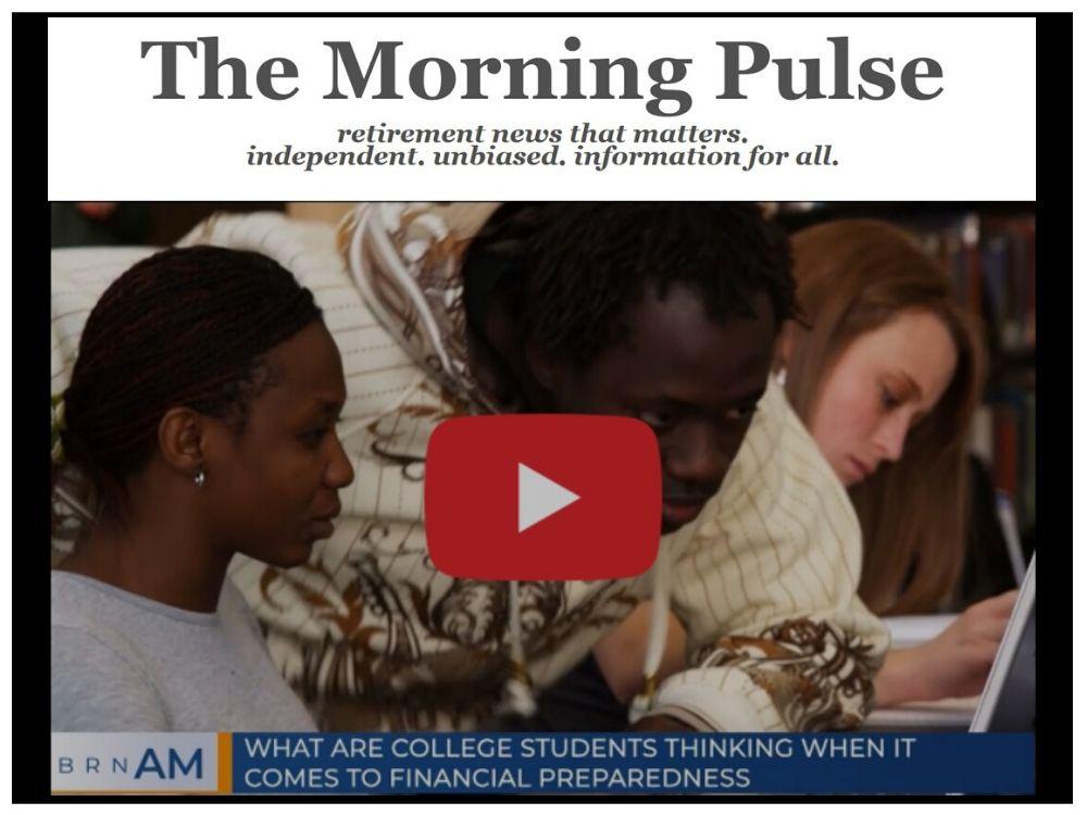 The Morning Pulse – Monday, May 18, 2020