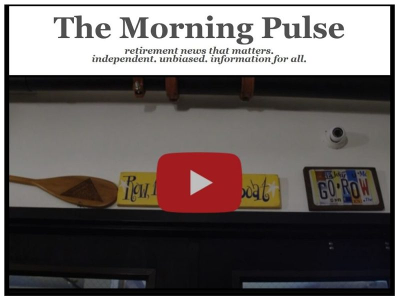 The Morning Pulse – Wednesday, May 20, 2020