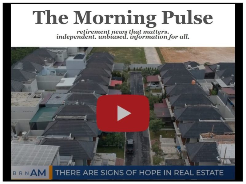 The Morning Pulse – Thursday, May 21, 2020
